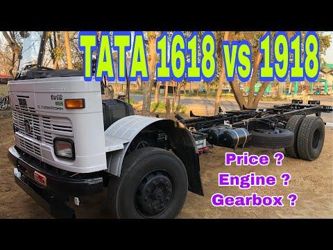 Смотрите сегодня Tata LPT 1512 CRX Truck - Price, Mileage
