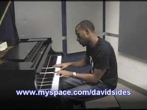 With You - Chris Brown Piano Cover
