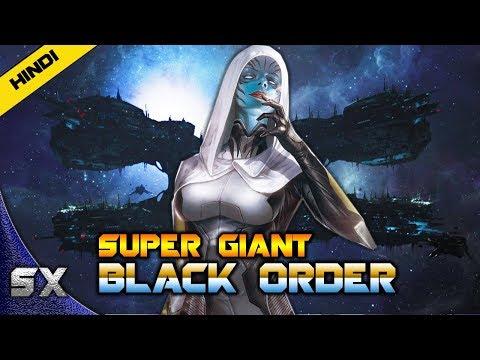Black Order 5th Member | Super Giant | Avengers 4 | Hindi | Super Xpose