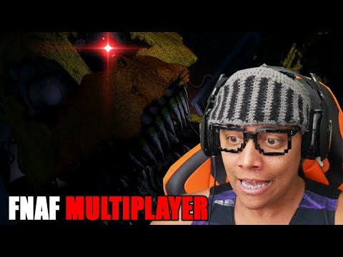 FUGIMOS DOS ANIMATRONICS - FIVE NIGHT'S AT FREDDY'S MULTIPLAYER ( EP. 3 ) thumbnail