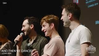 Q&A AND THEN WE DANCED avec Levan Akin, Levan Gelbakhiani & Bachi Valishvili