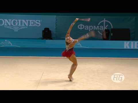 SPECIAL ITALIA -- Mondiale di Ritmica -- Finale del Concorso generale individuale (top group)
