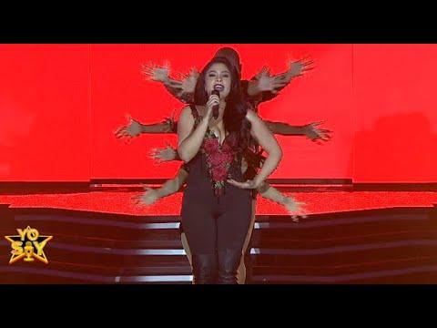 Maricarmen Marín cantó su nuevo tema