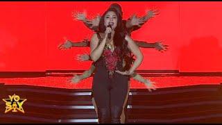 """Maricarmen Marín cantó su nuevo tema """"Por qué te fuiste"""" en la más reciente edición de Yo Soy"""