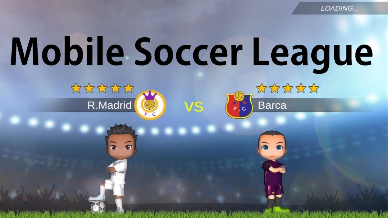 Mobile Soccer League [iOS, Android] Gameplay ►HD◄