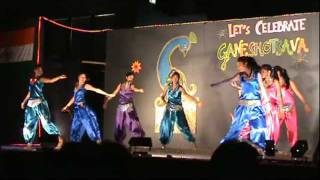 Tamil Fusion Dance