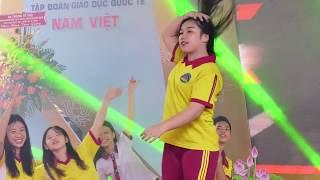 Nhảy hiện đại Lễ Khai Giảng THCS - THPT Nam Việt