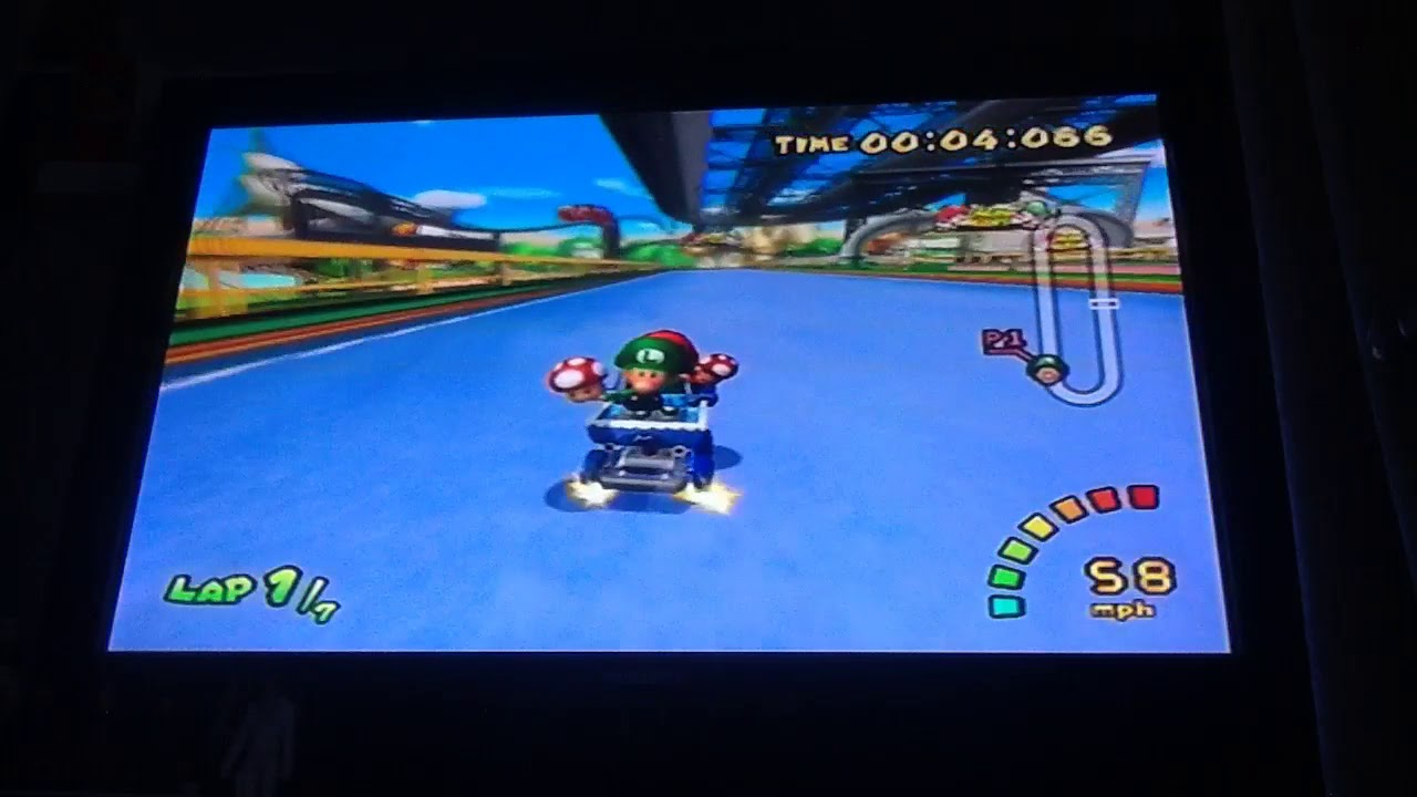 I have loved and played Mario Kart Double Dash since I ...  |Baby Mario And Baby Luigi Mario Kart Double Dash