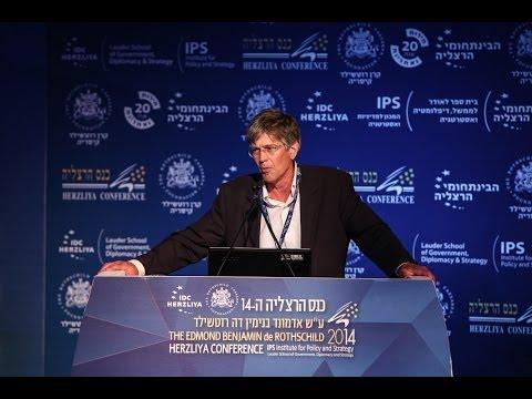 The Honorable James B. Steinberg speaking at Herzliya Conference 2014