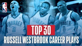 Download Russell Westbrook's Top 30 Plays of His NBA Career Mp3 and Videos