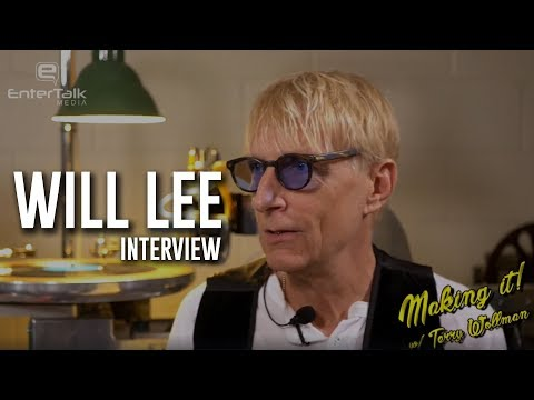 Making It with Terry Wollman Interview with Will Lee (Bassist for the Late Show)