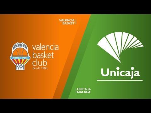 Valencia Basket vs Unicaja Malaga | ACB Liga Playoff | Part 1 | from YouTube · Duration:  39 minutes 57 seconds