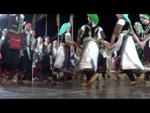 Dalvares - Festival Inter. Folclore Vale Varosa/17 - MACEDÓNIA