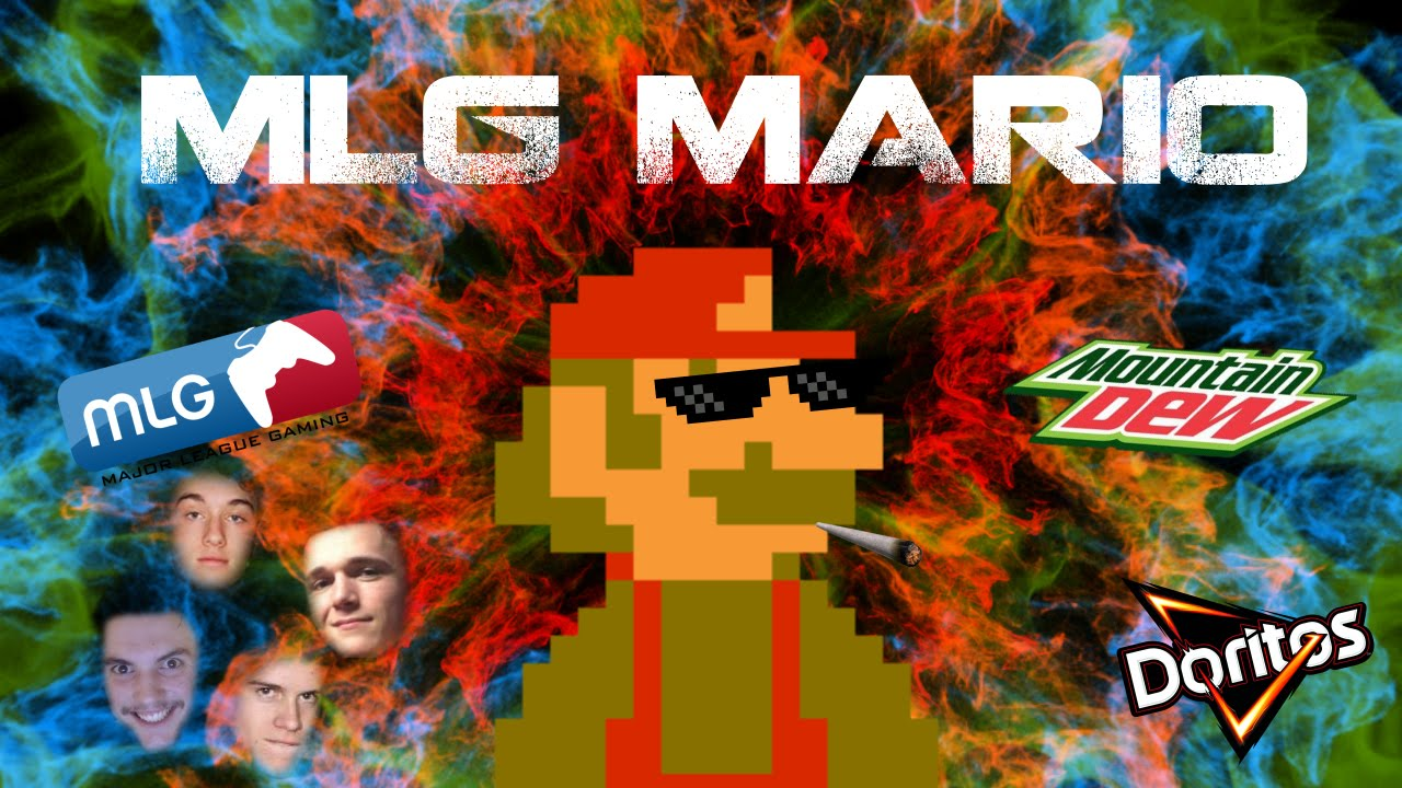 Mlg Mario Youtube
