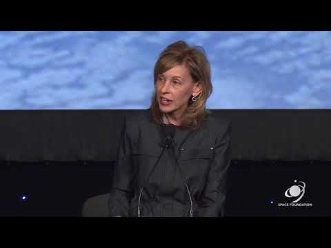 Featured Speaker Leanne Caret from Boeing