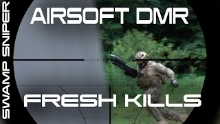 Airsoft Sniper Scope Cam DMR quick kills with G28