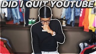 I QUIT YOUTUBE ? BEEFING WITH OTHER YOUTUBERS.... ? Q/A