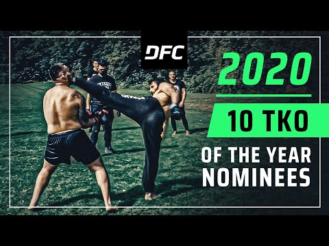 2020 Streetfight KO of the Year   NOMINEES   Defend FC