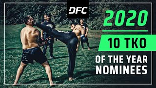 2020 Streetfight KO of the Year | NOMINEES | Defend FC