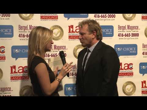 Steve Anthony CP24 Breakfast  - Top Television Personality - Top Choice Awards 2013