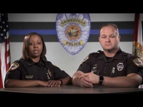 Gainesville PD: On Duty April, 2017