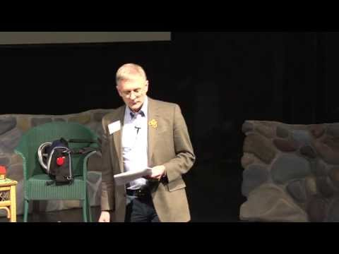 What if we made bicycling an easy choice?: Dorian Grilley at TEDxMahtomedi