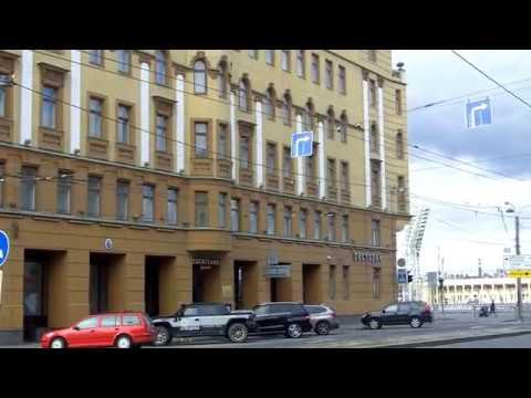 Видеообзор, Отель Мариотт Кортъярд Васильевский. Hotel Mariott Vasilievskiy