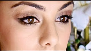 Natural Glam Makeup for New Years! ♥ Thumbnail