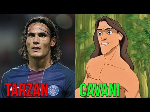 Football Players Look Alikes ● ft. Ronaldo, Messi, Ibrahimovic, Ronaldinho...