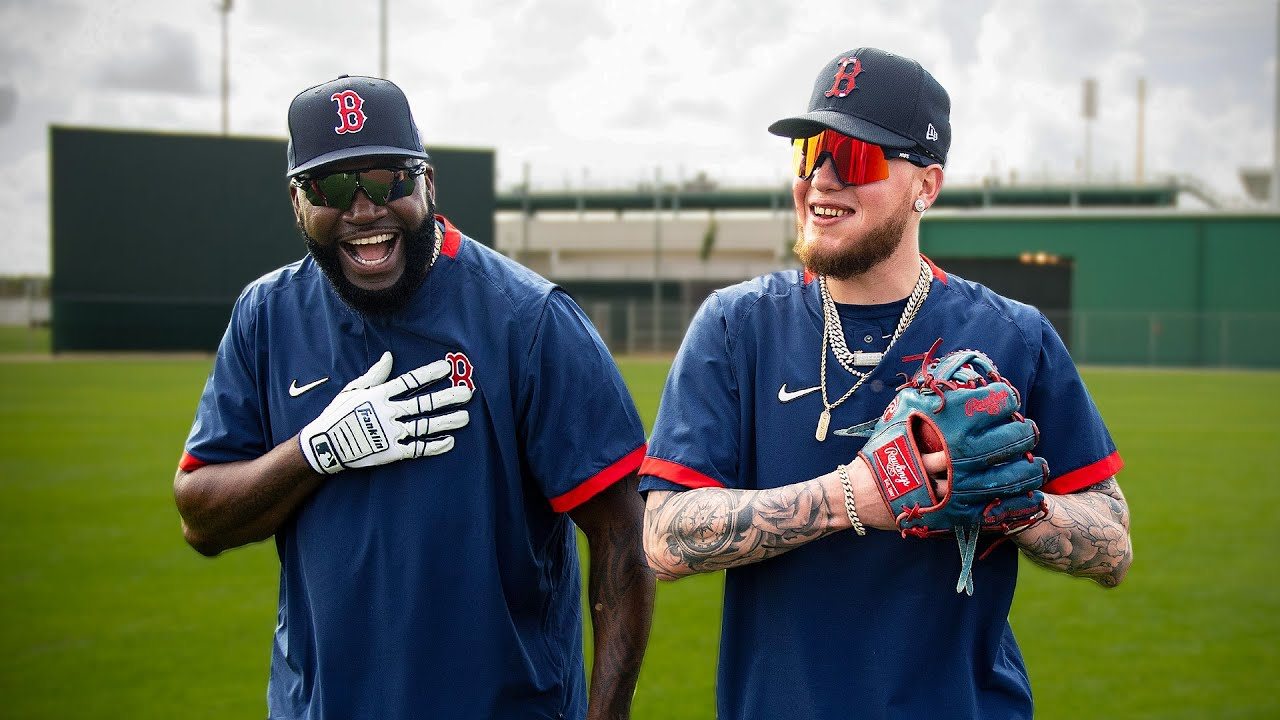 Red Sox All-Access: Episode 3 | David Ortiz Shows up at Camp