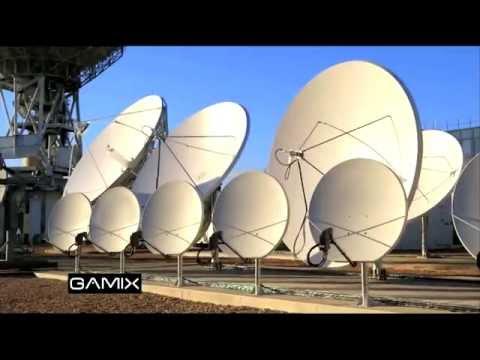 """Reportage """"Internet par satellite"""" dans l'émission Gamix sur MCM"""