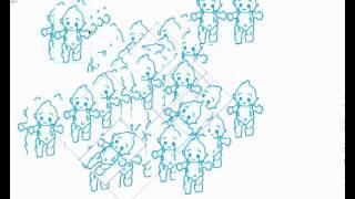 Kewpie DRAWING