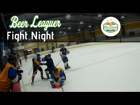 GoPro Hockey • Fight Night