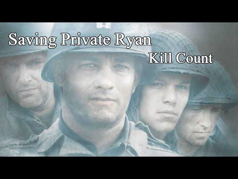 Saving Private Ryan (1998) Kill Count