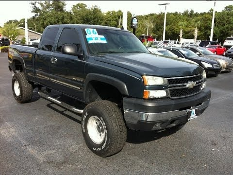 autoline preowned 2006 chevrolet silverado 2500hd lt3 for sale review jacksonville youtube. Black Bedroom Furniture Sets. Home Design Ideas