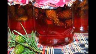 Варенье из сосновых шишек, рецепт