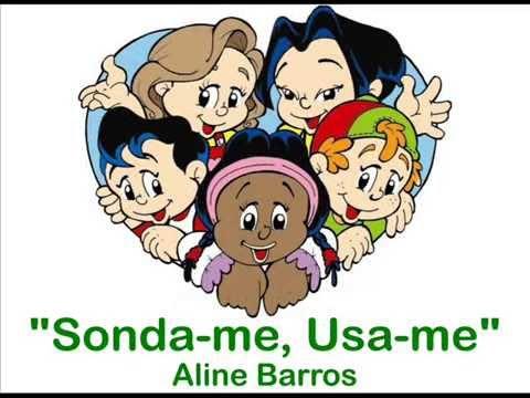 SONDA-ME - ALINE BARROS - PLAY-BACK COM LEGENDA