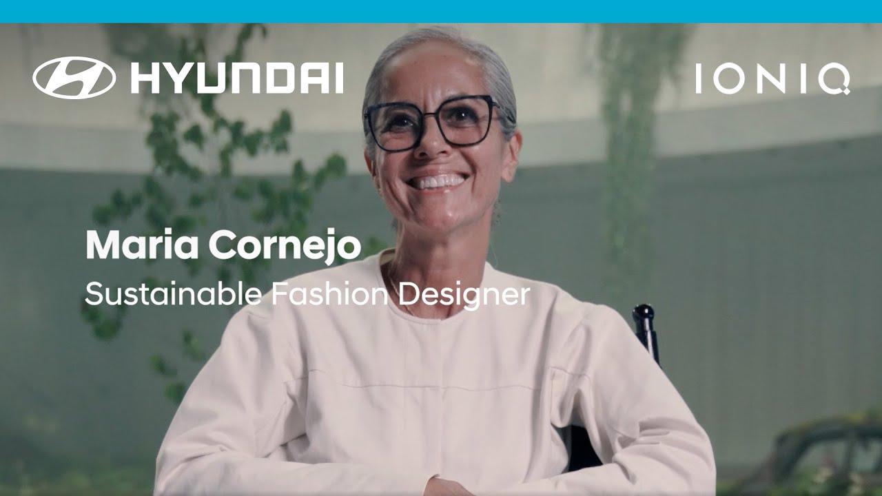 Download Hyundai   IONIQ - Designerin Maria Cornejo: I'm in Charge