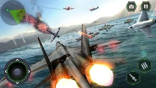 US Air Jet Fighter Warrior | Game Trailer | Aviation Action