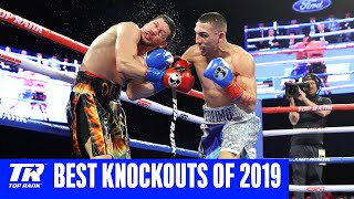 Best Knockouts Of 2019