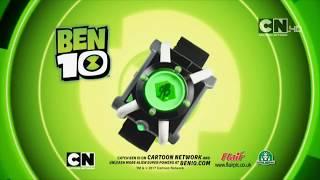 Cartoon Network UK HD Ben 10 Omnitrix-Spielzeug-Anzeige