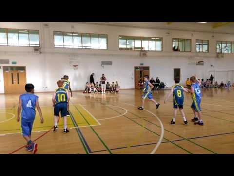 UCD Marian Vs Ongar Chasers Oct 2016