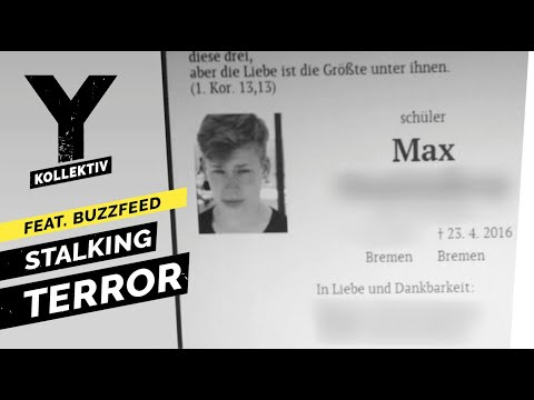 Stalking-Terror – Wenn du deine eigene Todesanzeige liest