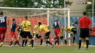 Szpari Abdouraman gólja a Nyíregyháza Spartacus - Lombard Pápa Termál FC mérkőzésen
