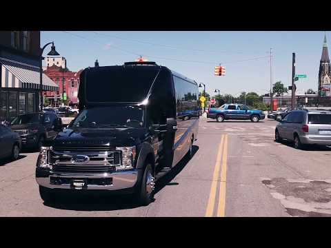 Varsity Limousine Party Bus Rental - Troy MI