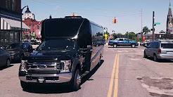 Varsity Limousine Party Bus Rental - Troy MI