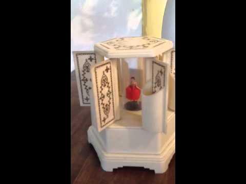 Reuge music box on eBay