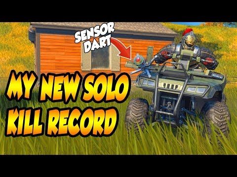 CoD BLACKOUT | EASY STRATEGY FOR HiGH KiLL SOLO GAMES!!! (MY NEW SOLO KiLL RECORD)