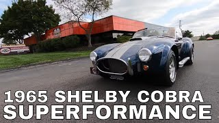 1965 Shelby Cobra Superformanc…