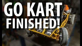 GO KART - Part 4 - COMPLETED!